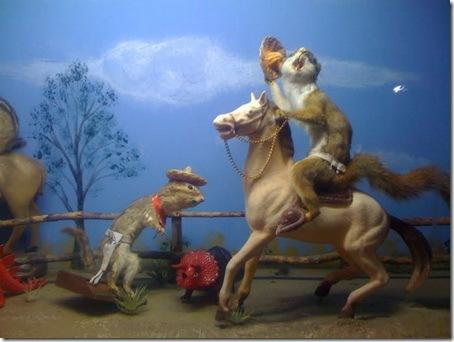 Музей мертвых животных