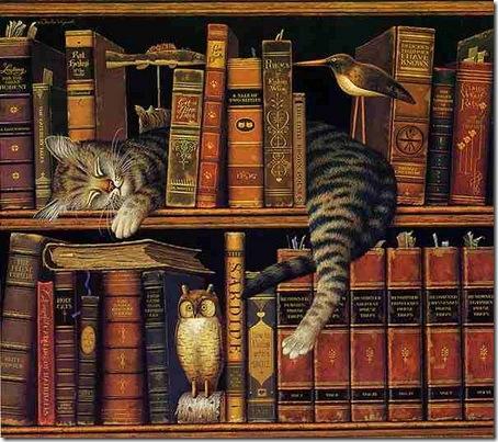 Кошки Charles Wysocki
