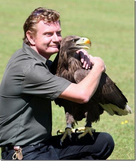 Ручной Орел