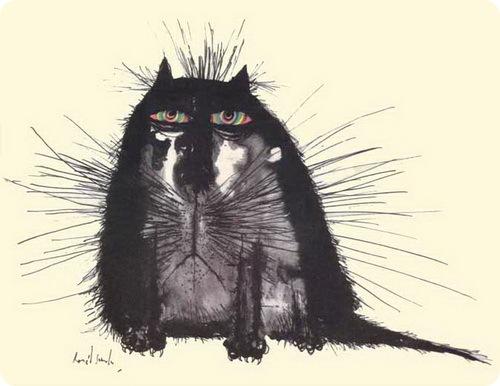 Кошки Роналда Сирла