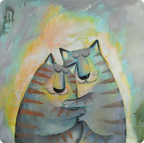 Кошки Романа Урбинского