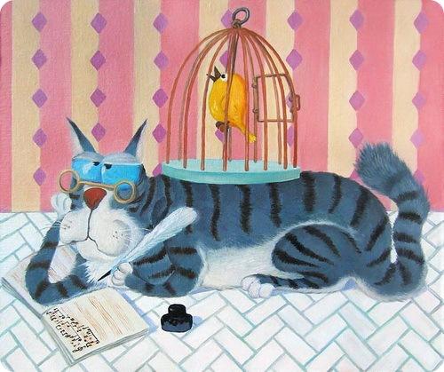 Кішки Романа Урбінського - все про тварин