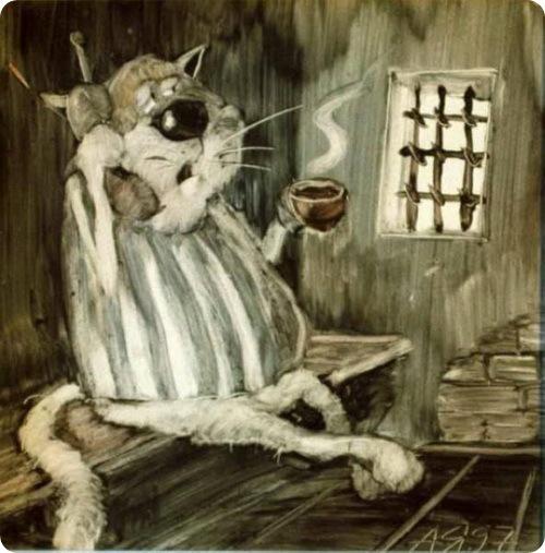 Коты Анатолия Ярышкина