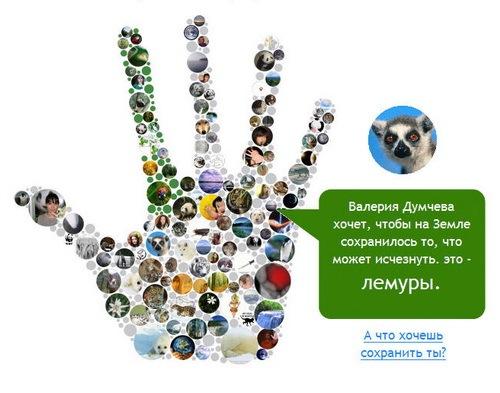 Акция: Зелёный палец