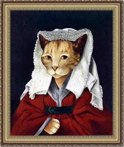 Кошки Susan Herbert