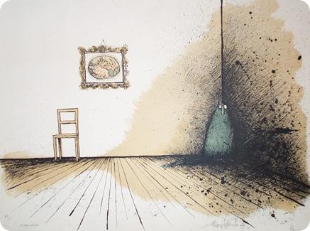Кошки - Gerald Scarfe