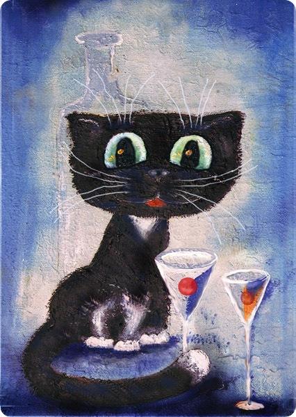 Кошки Бориса Касьянова - Стоп наркотик