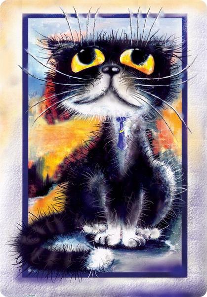 Кошки Бориса Касьянова - Особо Важная Особа