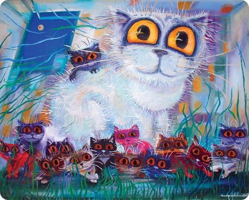 Кошки Бориса Касьянова - Мы банда