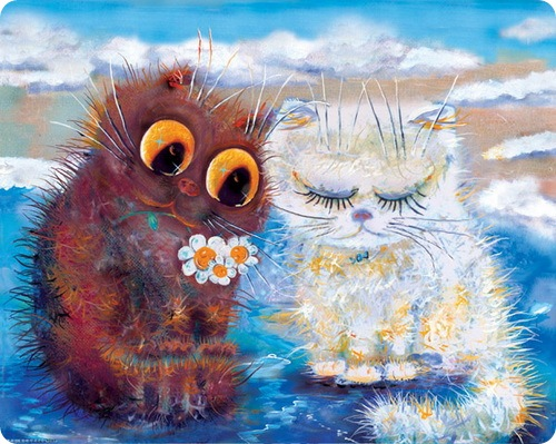 Кошки Бориса Касьянова - Давай мириться