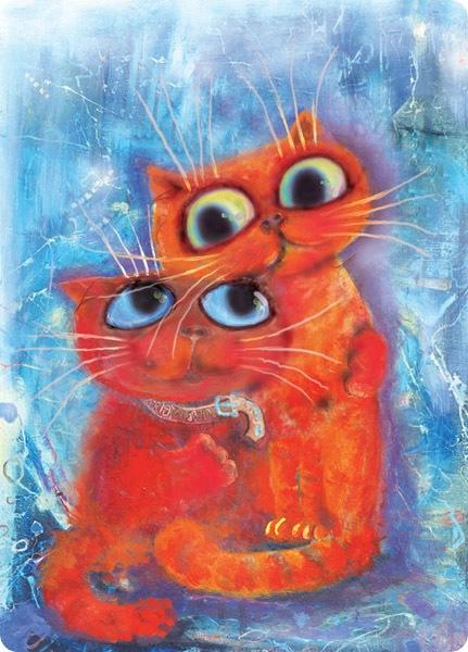 Кошки Бориса Касьянова - Боюсь потеряться
