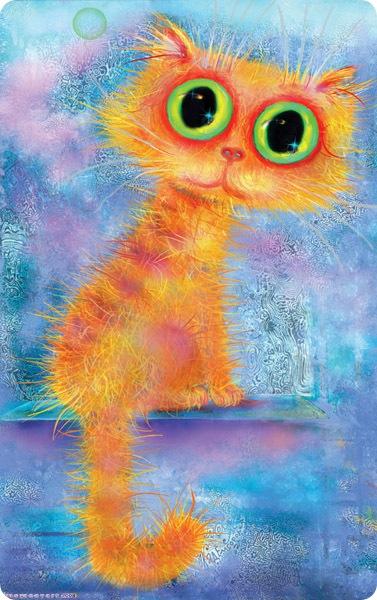 Кошки Бориса Касьянова - Васька