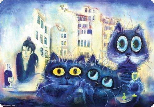 Кошки Бориса Касьянова - Последнее слово Пикассо