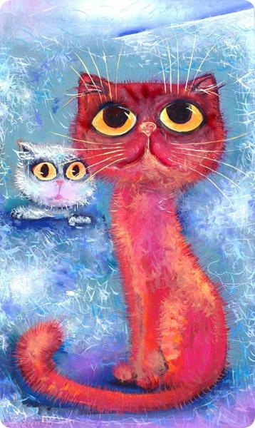Кошки Бориса Касьянова - Самая самая