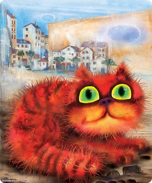 Кошки Бориса Касьянова