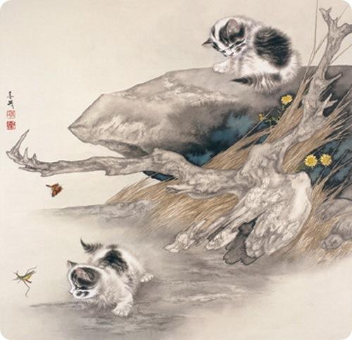 Котята и щенята Mi Chunmao
