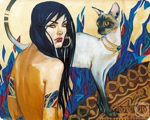Фаттах Галла: Кошки