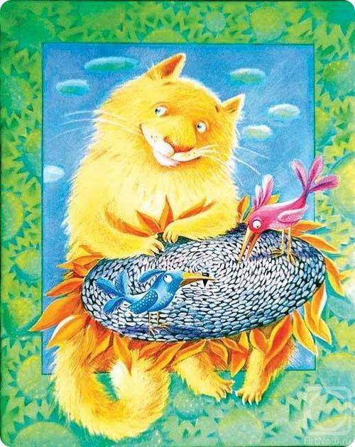 Кошки Елены Красновой