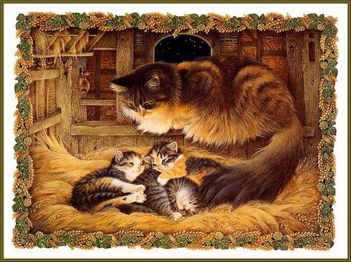 Кошки Lesley Anne Ivory