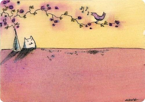 Кошки Nicole Wong