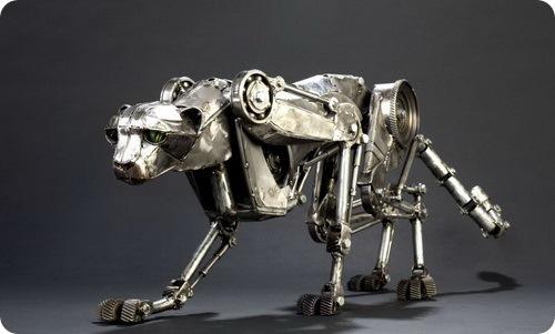 Механический гепард