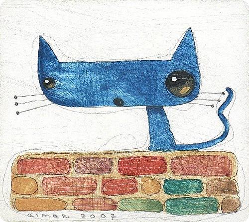 Кошки Gustavo Aimar