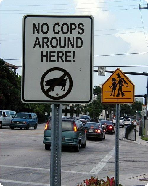 Животные на знаках
