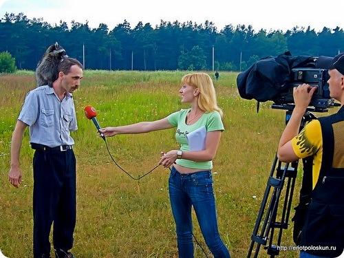 Енотик Кузя на ТВ