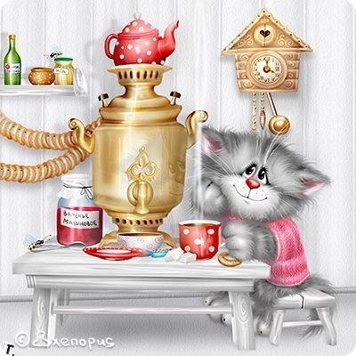 Кошки Ксенопус