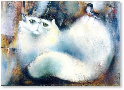 Кошки Владимира Симакова