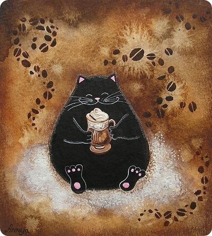 Коты Анны Джачиашвили