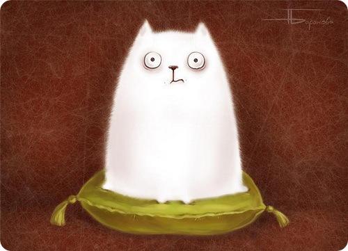 Кошки Алёны Барановой