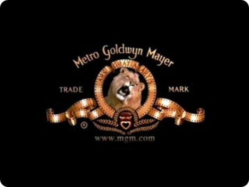 Львы Metro Goldwyn Mayer
