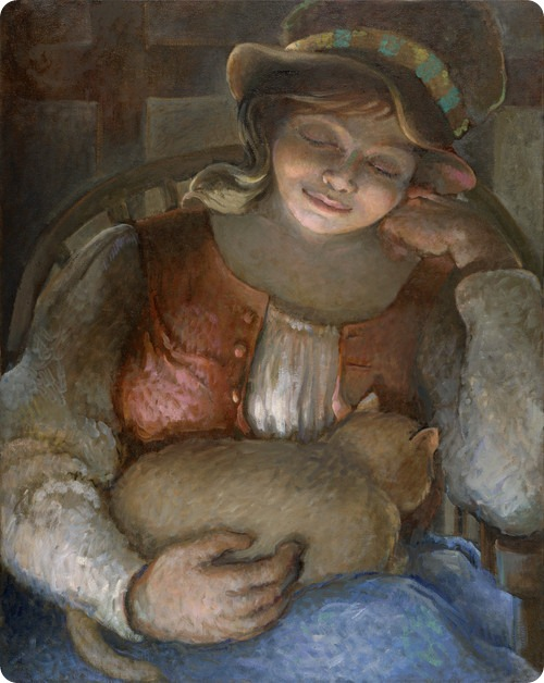 Sandra Bierman - кошки
