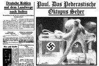 Умер осьминог Пауль