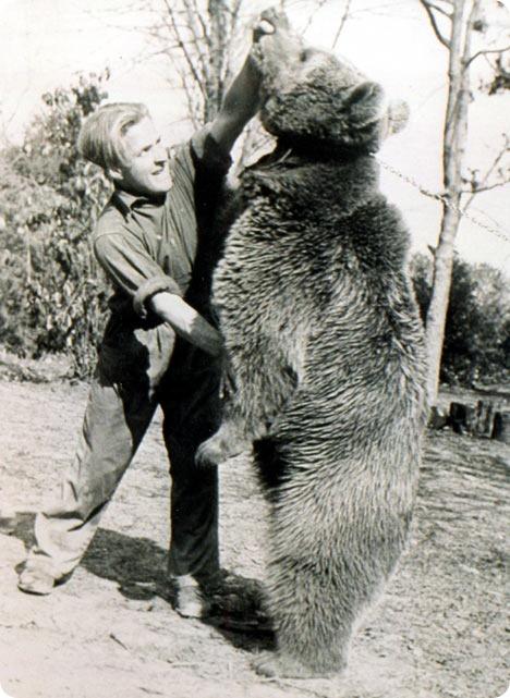 Войтек – медведь и солдат