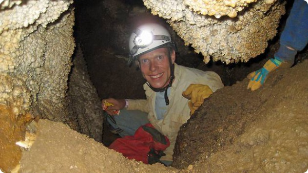Псевдо-скорпион - хозяин пещер