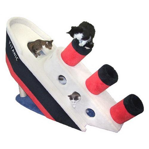 Котодомик - Титаник