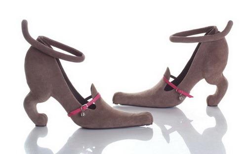 Весёлые туфли