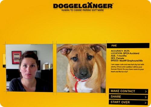Doggelganger - Найди собаку, похожую на тебя