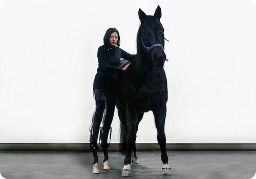 Да живёт во мне лошадь