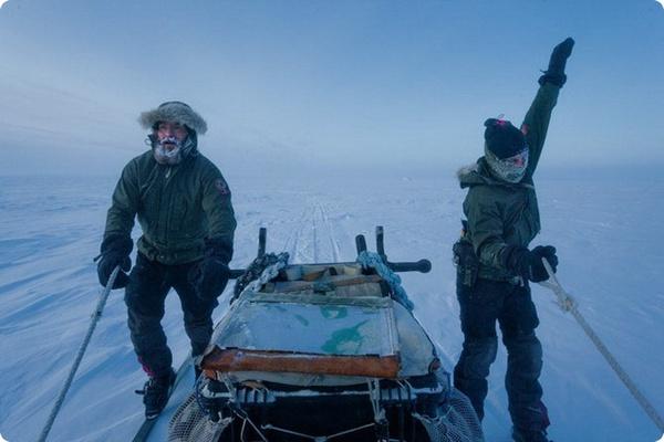Сплочённая команда единственного в мире военного патруля