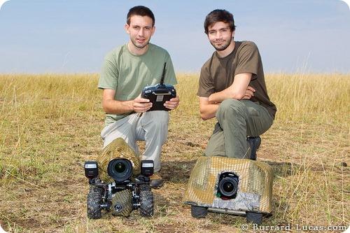 Проект Камера-жук