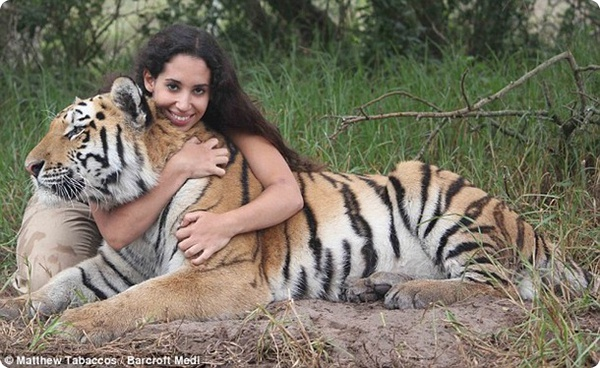 Ор Лазми и её дикие кошки!
