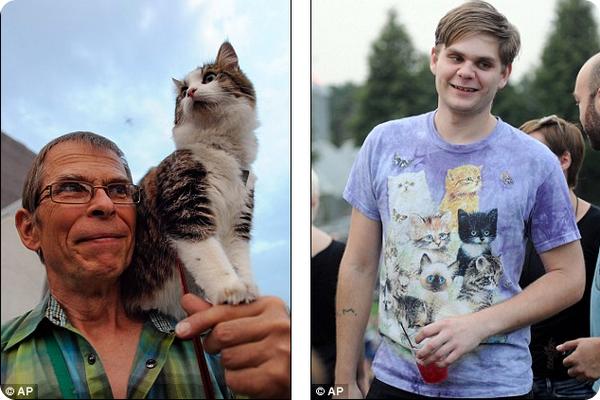 В США состоялся кошачий кинофестиваль
