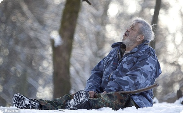 Вернер Фройд и его волки