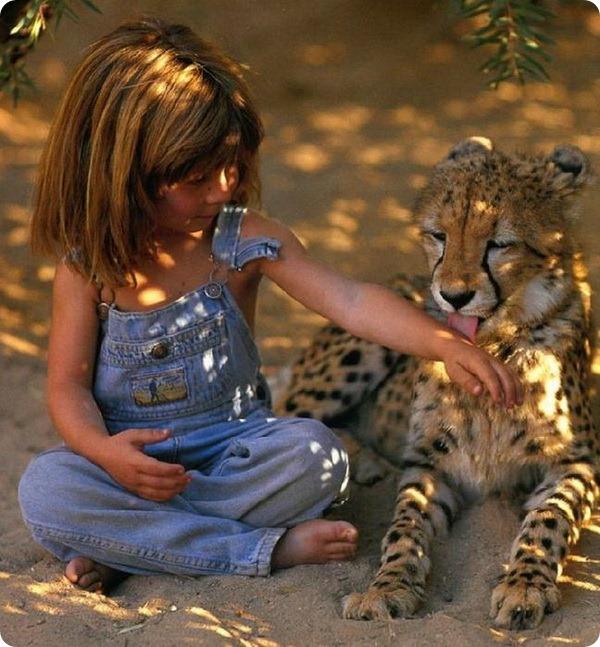 Типпи Дегре — очаровательная француженка-Маугли