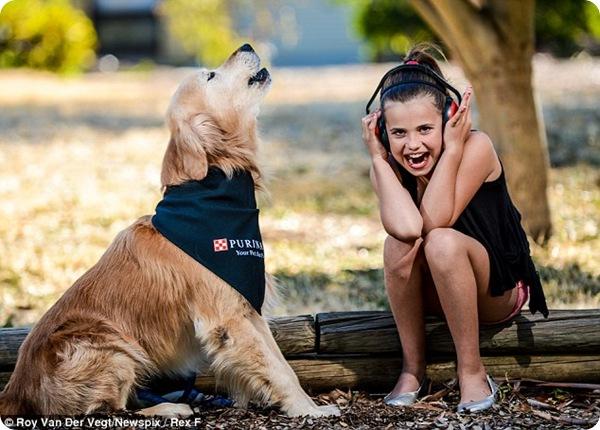 Чарли - самая громкая собака в мире!