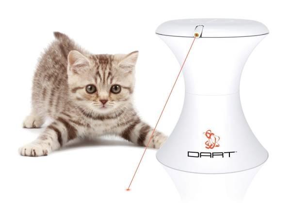 FroliCat Dart — Автоматический лазерный зайчик