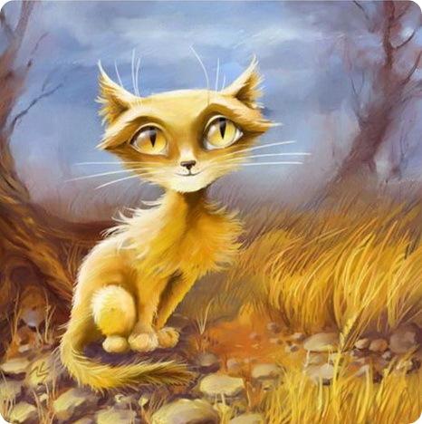 Milolika и ее кошки